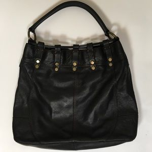 Lucky Brand Drawstring Hobo Bag OS